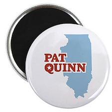 Pat Quinn Illinois Magnet
