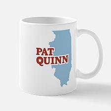 Pat Quinn Illinois Mug