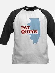 Pat Quinn Illinois Tee