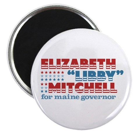 """Mitchell for Governor 2.25"""" Magnet (10 pack)"""