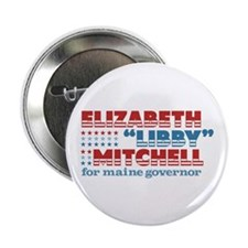 """Mitchell for Governor 2.25"""" Button (100 pack)"""