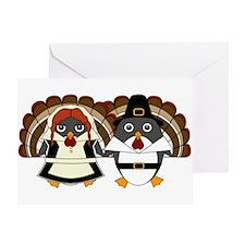 Pilguin & Wife TKY