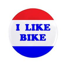 """I Like Bike 3.5"""" Button"""