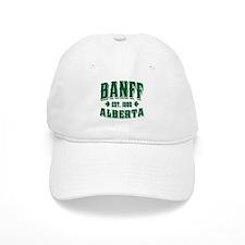 Banff Old Style Green Baseball Cap
