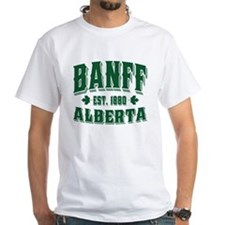 Banff Old Style Green Shirt