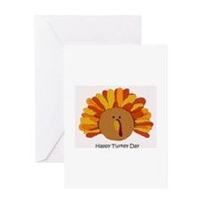 Unique Babies 1st thanksgiving Greeting Card
