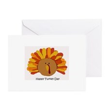 Unique 1st turkey day Greeting Cards (Pk of 10)
