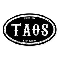 Taos NM Decal