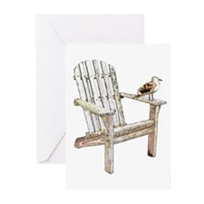 Adirondack Chair Greeting Cards (Pk of 10)