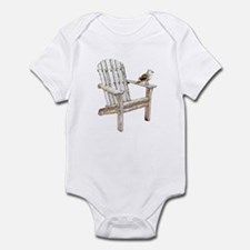 Adirondack Chair Infant Creeper