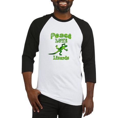 Lizard Baseball Jersey