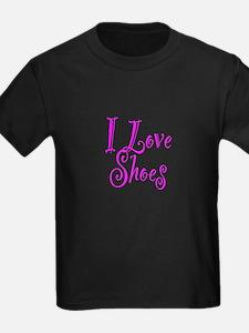 I Love Shoes T
