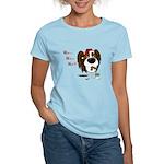 Papillon Santa's Cookies Women's Light T-Shirt