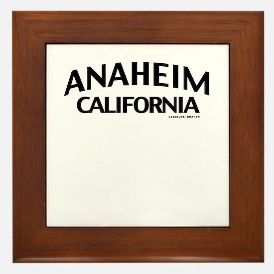 Anaheim Framed Tile