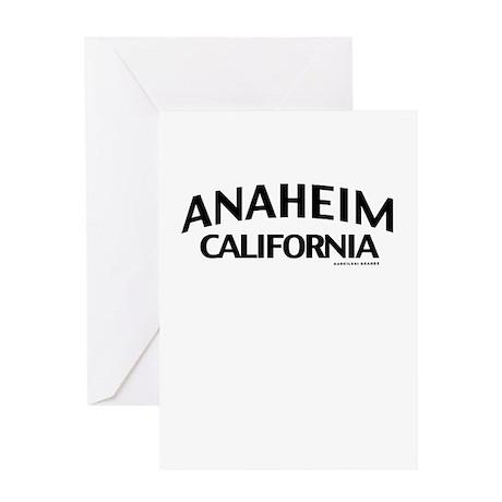 Anaheim Greeting Card