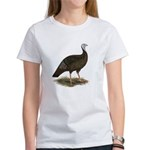 Turkey: Eastern Wild Hen Women's T-Shirt