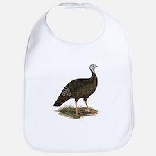 Turkey: Eastern Wild Hen Bib