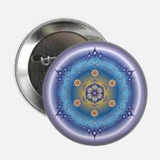 "Divive Harmony Mandala 2.25"" Button (100 pack)"