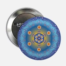 "Divive Harmony Mandala 2.25"" Button (10 pack)"