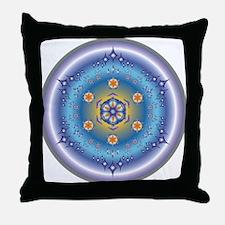 Divive Harmony Mandala Throw Pillow