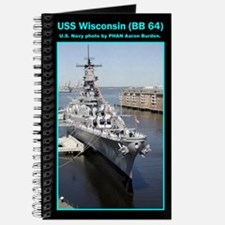 USS Wisconsin (BB 64) Journal
