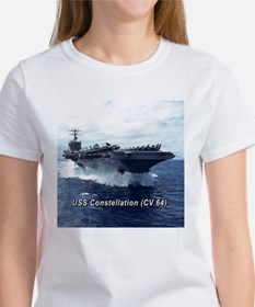 USS Constellation (CV 64) Tee
