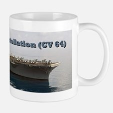 USS Constellation (CV 64) Mug