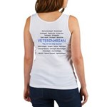 Veterinarian The All-In-One D Women's Tank Top