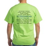 Veterinarian The All-In-One D Green T-Shirt