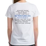 Veterinarian The All-In-One D Women's T-Shirt