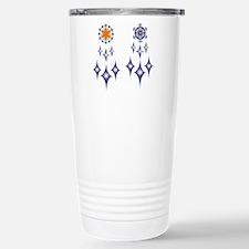 Divive Harmony Mandala Stainless Steel Travel Mug