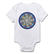 OM AUM Infant Bodysuit