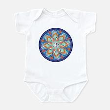 OM AUM Infant Bodysuit