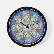 OM AUM Wall Clock