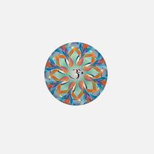 OM AUM Mini Button (100 pack)