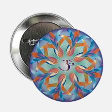 "OM AUM 2.25"" Button (100 pack)"