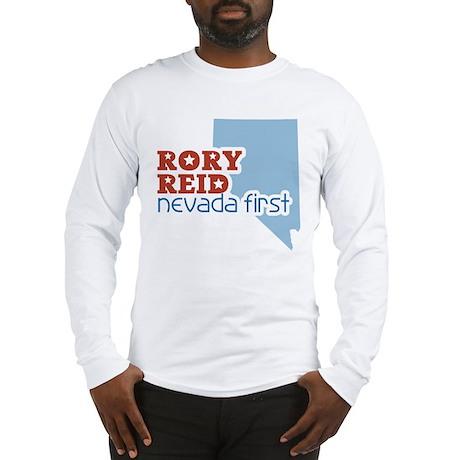 Nevada First Reid Long Sleeve T-Shirt