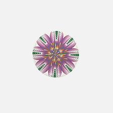 Divive Harmony Mandala Mini Button (100 pack)
