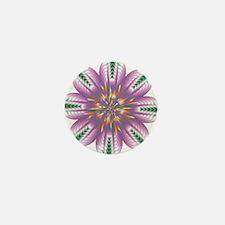 Divive Harmony Mandala Mini Button