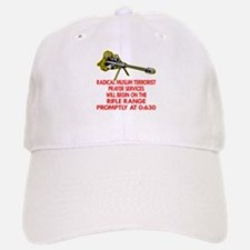 Terrorist Prayer Services Baseball Baseball Cap