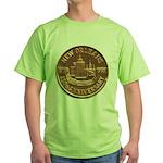 New Orleans 250th Medallion Green T-Shirt