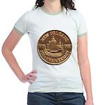 New Orleans 250th Medallion Jr. Ringer T-Shirt