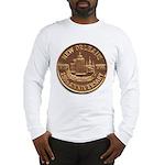 New Orleans 250th Medallion Long Sleeve T-Shirt