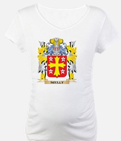 Scully Family Crest - Coat of Ar Shirt