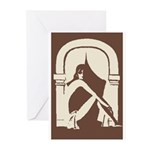 Vintage Nude Cards (Pk of 10)