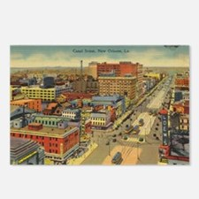 Canal Street  Postcards (Package of 8)