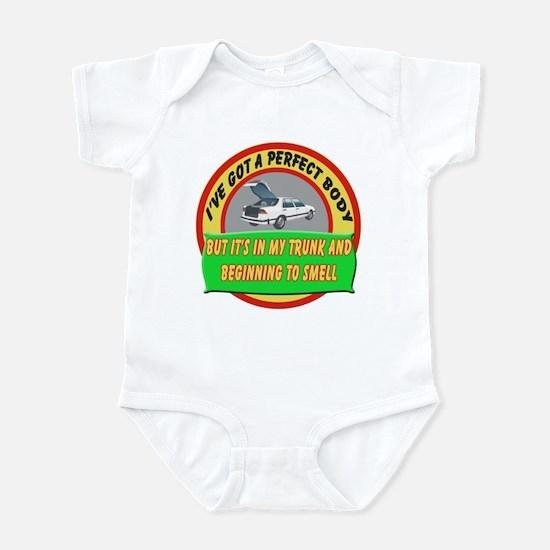 My Perfect Body Infant Bodysuit