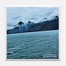 SKAGWAY BOUND Tile Coaster