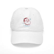 Retro Santa Believe Baseball Cap