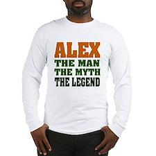 ALEX - The Legend Long Sleeve T-Shirt